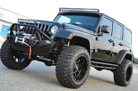 black rims for jeep wrangler unlimited davis autosports 2014 wrangler unlimited lifted 20 wheels