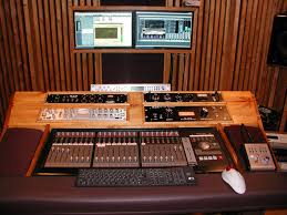 Diy Audio Equipment Rack Show Me Your Homemade Or Custom Made Console Or Studio Furniture