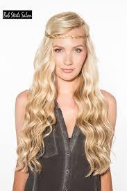 headband waves wavy hairstyle with braided headband styles weekly