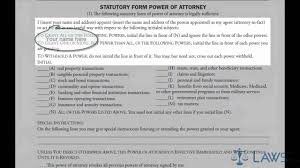 Power Of Attorney Forms Free Download by Learn How To Fill The Power Of Attorney Form General Youtube