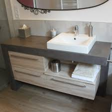 meuble de salle de bain avec meuble de cuisine meubles de salle de bain de 101 à 150 cm atlantic bain