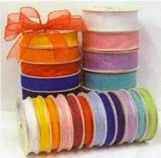 wire edged ribbon wired edge ribbon sewing online au