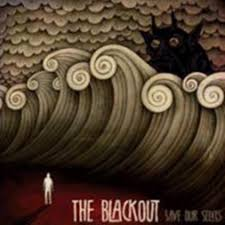 Six Selves - the blackout save our selves uk cd single cd5 5