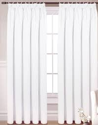 Lined Curtains Diy Inspiration The 25 Best White Pencil Pleat Curtains Ideas On Pinterest
