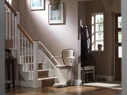 starla 260 a stairlift for curved stairs mountain west