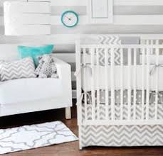 Blue And Yellow Crib Bedding Mist And Gray Chevron Crib Bedding Baby Bedding In Blue And Gray