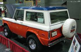 ford bronco the crittenden automotive library