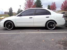 Honda Civic Lenght Larusso28 2001 Honda Civic Specs Photos Modification Info At