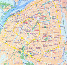 China Peak Map by Harbin China Tour