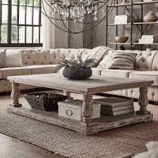 60 inch long coffee table edmaire rustic baluster 60 inch coffee table by inspire q artisan