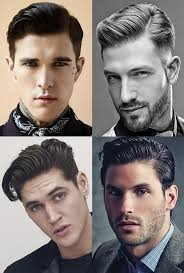 rockabilly hairstyles for boys the quiff hairstyle what it is how to style it fashionbeans