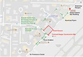 Phoenix Airport Gate Map by City Of Scottsdale Airport Airport Terminal Project