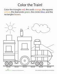 shapes for kindergarten lesson plan education com