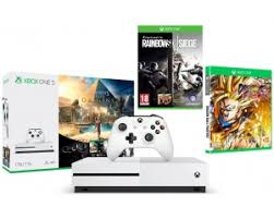 fnac siege pack xbox one s 1 to assassin s creed origins rainbow six