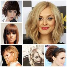 latest bob hairstyle ideas 2016 trendy hairstyles 2015 2016