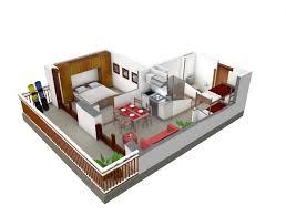 appartement 2 chambres salle de bain montagne 6 les spatules plan 3d vente appartement 2