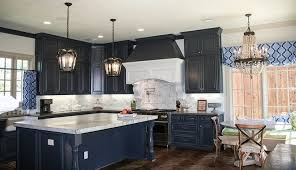 french blue kitchen cabinets recreating a navy kitchen cabinets about blue french cote de texas