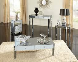 Furniture Modern Mirrored Home Furniture Design Of Small Low Table - Bedroom ideas with mirrored furniture