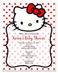 best 25 hello kitty invitation card ideas on pinterest hello