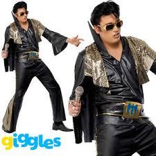 mens black jumpsuit elvis black jumpsuit costume mens rock suit 50s fancy