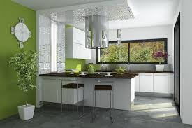 cuisine ouverte avec bar sur salon cuisine ouverte avec bar nouveau beautiful modele de cuisine