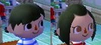 acnl hair guide animal crossing new leaf hair guide english