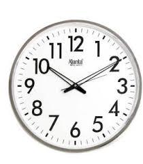 wall watch ajanta analog wall clock price in india buy ajanta analog wall