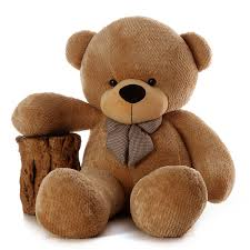 Teddy Bear Crafts For Kids Amazon Com 6 Foot Life Size Teddy Bear Amber Brown Color Huge