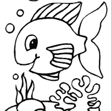 fish coloring pages preschoolers give coloring pages