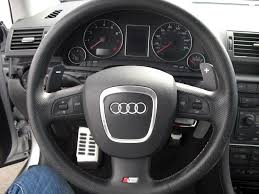 audi a4 paddle shifters possible to retrofit s line steering wheel w airbag to regular a4 b8