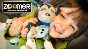bentley zoomer zoomer interactive puppy shadow robot toy dog toys youtube