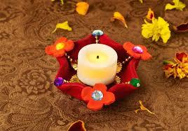 diwali candle holder highlights kids