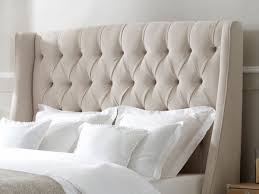 Leather Headboards King Size by New Leather Headboard Canada 80 About Remodel Headboard Pillow