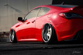 bisimoto genesis coupe featured fitment genesis coupe w vip modular vx610 wheels