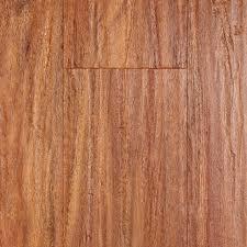Resilient Vinyl Flooring Tranquility 5mm African Mahogany Click Resilient Vinyl Flooring