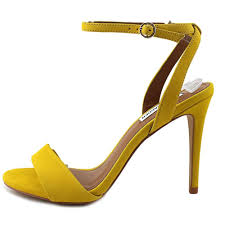 steve madden reno yellow sandals free shipping today overstock