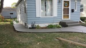 Home Improvement Design Expo Inver Grove Hardline Concrete U0026 Masonry Sidewalks Steps