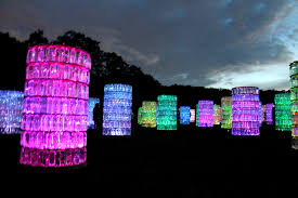 outdoors amazing garden designs with led lights 2017 including