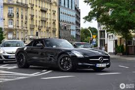 Mercedes Benz Sls Amg Roadster 16 Juli 2016 Autogespot