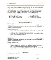 Normal Font Size For Resume Resume Font Size And Type Free Resume Example And Writing Download