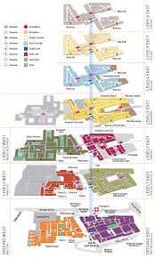 bendigo health patients and families hospital maps