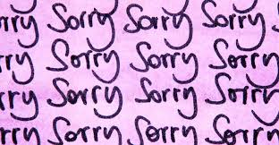 7 things you should absolutely stop apologizing for greatist