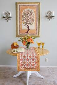 Table Runners For Round Tables Table Runners For Round Tables Saffron Speak