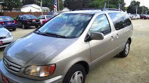2002 Toyota Sienna Partsopen