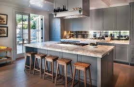 grey kitchen cabinets with brown wood floors gray kitchen cabinets design ideas designing idea