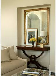 Living Room Decor Mirrors Sitting Room Living Room Decor Mirror Console Table Dark