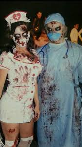 Bloody Doctor Halloween Costume Halloween Costume Zombie Nurse Patient Zombie Doctors