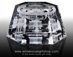 white house monuments u0026 memorials hologram glass display or