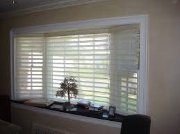 hunter douglas silhouette in toujours fabric and ultraglide