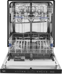 Whirlpool Dishwasher Service Whirlpool Wdta50sahz Fully Integrated Dishwasher With